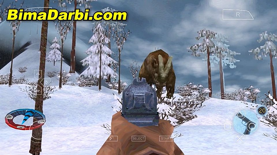 (PSP Android) Carnivores: Ice Age | PPSSPP Android | Best Setting For Android #2