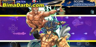 (PSP Android) Cho Aniki Zero | PPSSPP Android | Best Setting For Android #3