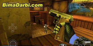 (PSP Android) Coded Arms: Contagion | PPSSPP Android | Best Setting For Android #3