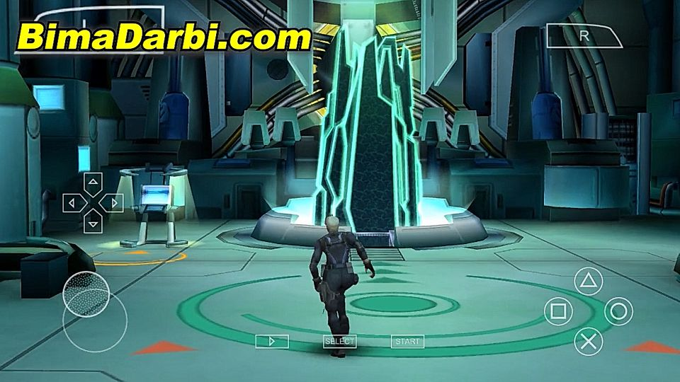 (PSP Android) Coded Soul: Uketsugareshi Idea | PPSSPP Android | Best Setting For Android #2