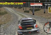 (PSP Android) Colin McRae Rally 2005 Plus | PPSSPP Android | Best Setting For Android #3