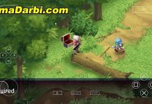 (PSP Android) Crimson Gem Saga | PPSSPP Android | Best Setting For Android #2