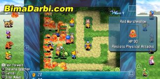 (PSP Android) Crystal Defenders | PPSSPP Android | Best Setting For Android #3