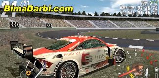 (PSP Android) DTM Race Driver 2 Ultimate Racing Simulator | PPSSPP Android | Best Setting For Android #3