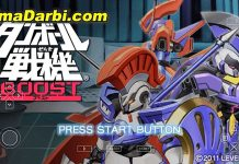 (PSP Android) Danball Senki Boost | PPSSPP Android | Best Setting For Android #1