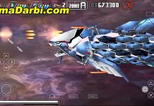 (PSP Android) Dariusburst | PPSSPP Android | Best Setting For Android #3
