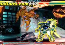 (PSP Android) Darkstalkers Chronicle: The Chaos Tower | PPSSPP Android | Best Setting For Android #2
