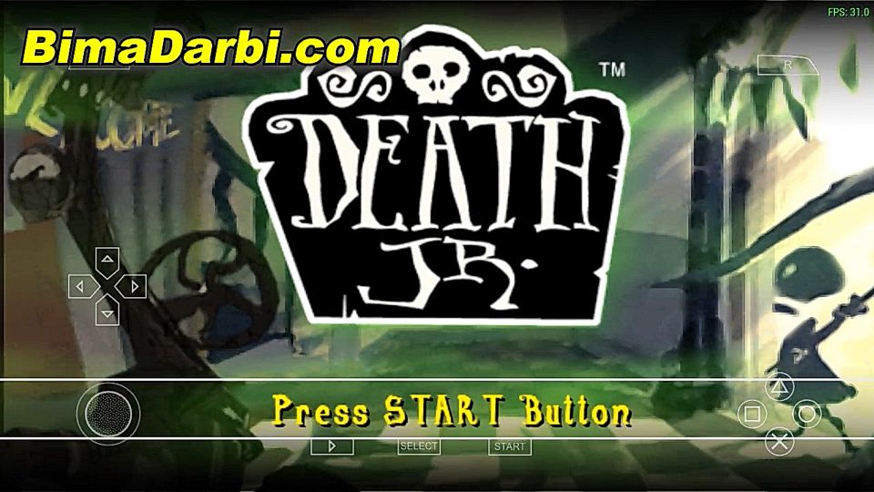 (PSP Android) Death Jr | PPSSPP Android | Best Setting For Android #1
