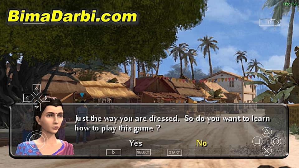 (PSP Android) Desi Adda: Games of India | PPSSPP Android | Best Setting For Android #2