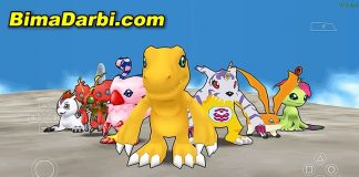 (PSP Android) Digimon Adventure (video game) | PPSSPP Android | Best Setting For Android #2