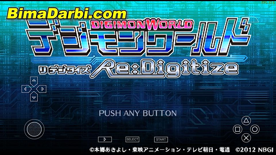 (PSP Android) Digimon World Re:Digitize | PPSSPP Android | Best Setting For Android #1