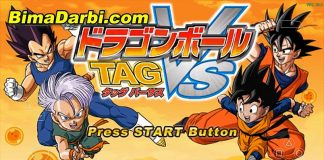 (PSP Android) Dragon Ball Tag VS | PPSSPP Android | Best Setting For Android #1
