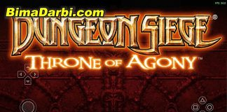 (PSP Android) Dungeon Siege: Throne of Agony | PPSSPP Android | Best Setting For Android #1
