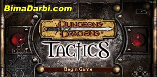 (PSP Android) Dungeons & Dragons Tactics | PPSSPP Android | Best Setting For Android #1