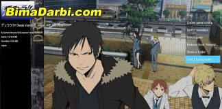 (PSP Android) Durarara!! 3way standoff -alley- | PPSSPP Android | Best Setting For Android #1