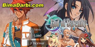 (PSP Android) End of Serenity | PPSSPP Android | Best Setting For Android #1