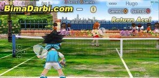 (PSP Android) Everybody's Tennis | PPSSPP Android | Best Setting For Android #2