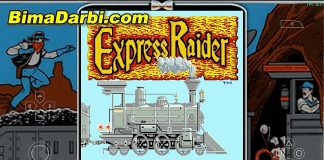 (PSP Android) Express Raider | PPSSPP Android | Best Setting For Android #1