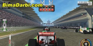 (PSP Android) F1 2009 (video game) | PPSSPP Android | Best Setting For Android #2