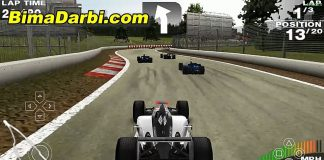 (PSP Android) F1 Grand Prix (video game) | PPSSPP Android | Best Setting For Android #3