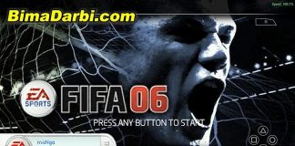 (PSP Android) FIFA 06 | PPSSPP Android | Best Setting For Android #1