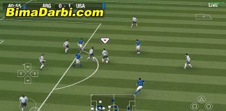 (PSP Android) FIFA 08 | PPSSPP Android | Best Setting For Android #3