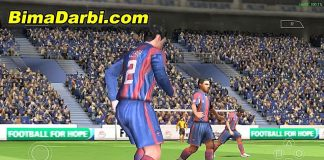(PSP Android) FIFA 09 | PPSSPP Android | Best Setting For Android #2