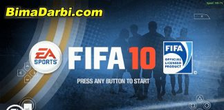(PSP Android) FIFA 10 | PPSSPP Android | Best Setting For Android #1