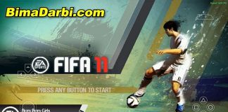 (PSP Android) FIFA 11 | PPSSPP Android | Best Setting For Android #1
