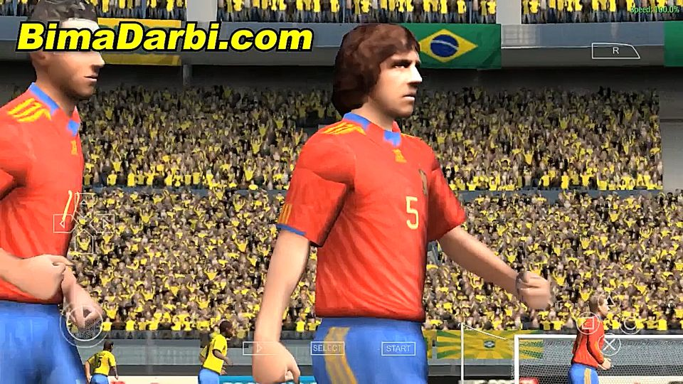 (PSP Android) FIFA 11 | PPSSPP Android | Best Setting For Android #2