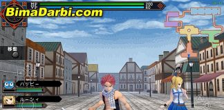 (PSP Android) Fairy Tail: Zelef Kakusei | PPSSPP Android | Best Setting For Android #2
