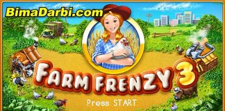 (PSP Android) Farm Frenzy 3 | PPSSPP Android | Best Setting For Android #1