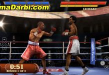(PSP Android) Fight Night Round 3 | PPSSPP Android | Best Setting For Android #3