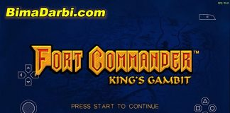 (PSP Android) Fort Commander: King's Gambit | PPSSPP Android | Best Setting For Android #1