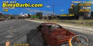 FlatOut: Head On   PPSSPP Android   Best Setting For Android #3