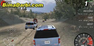 Ford Racing: Off Road | PPSSPP Android | Best Setting For Android #2