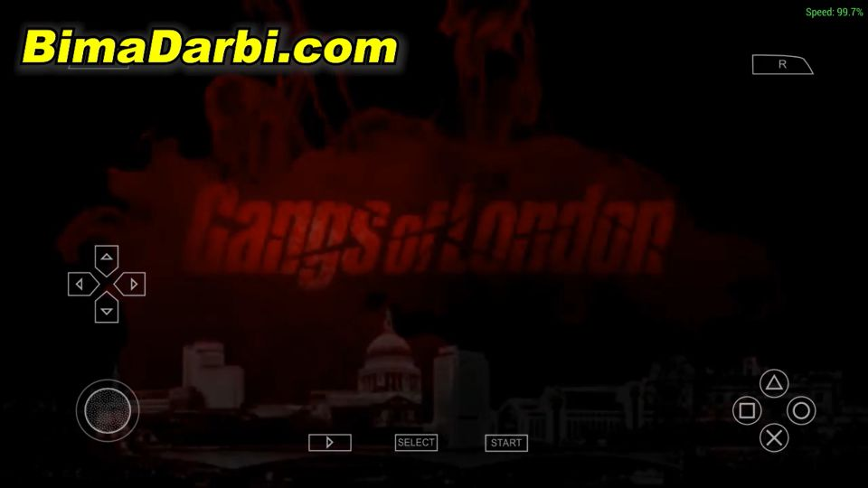 Gangs of London | PPSSPP Android | Best Setting For Android #1