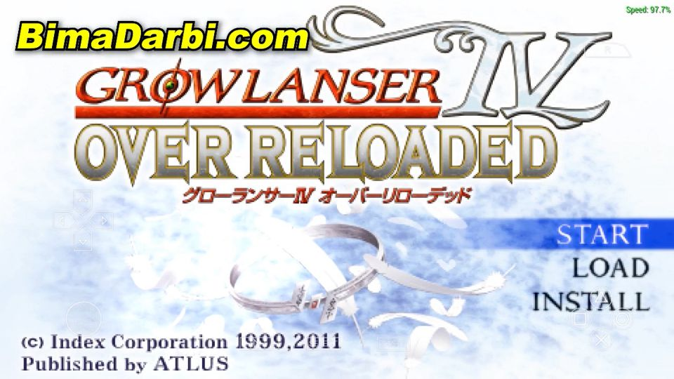 Growlanser IV: Over Reloaded | PPSSPP Android | Best Setting For Android #1