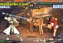 Guilty Gear XX Reload The Midnight Carnival | PPSSPP Android | Best Setting For Android #3