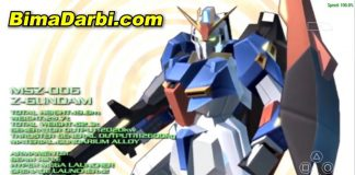 Gundam Battle Chronicle   PPSSPP Android   Best Setting For Android #2