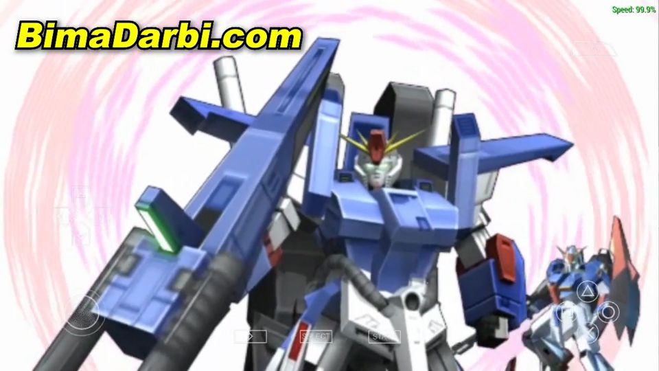 Gundam Battle Universe | PPSSPP Android | Best Setting For Android #2