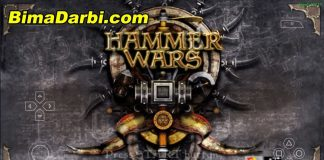 Age of Hammer Wars | PPSSPP Android | Best Setting For Android #1