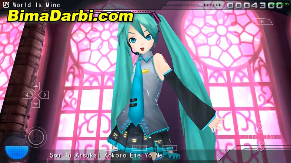 Hatsune Miku: Project Diva | PPSSPP Android | Best Setting For Android #2