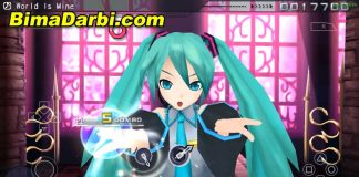 Hatsune Miku: Project Diva | PPSSPP Android | Best Setting For Android #3