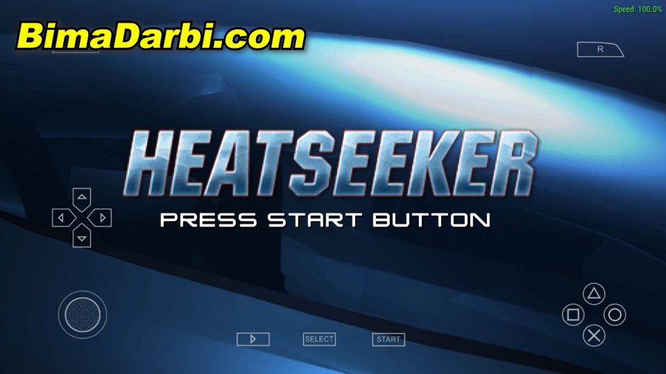 Heatseeker | PPSSPP Android | Best Setting For Android #1