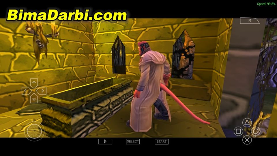 Hellboy: The Science of Evil | PPSSPP Android | Best Setting For Android #2