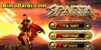 Hero of Sparta | PPSSPP Android | Best Setting For Android #1