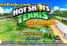 Hot Shots Tennis: Get a Grip | PPSSPP Android | Best Setting For Android #1