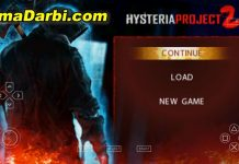 Hysteria Project 2 | PPSSPP Android | Best Setting For Android #1