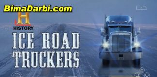 Ice Road Truckers | PPSSPP Android | Best Setting For Android #1